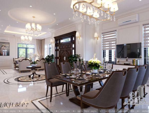 Nội thất cao cấp phong cách Art Deco (CĐT: ông Minh - Bình Dương) NT12065