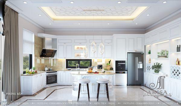 Nội thất nhà đẹp phong cách Art Deco (CĐT: ông Thiện - Vũng Tàu) NT22418