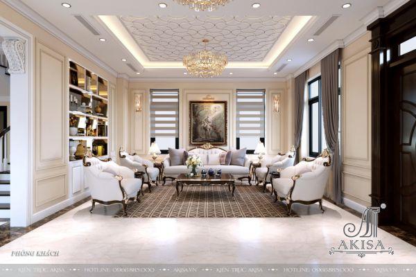 Nội thất đẹp phong cách Art Deco (CĐT: ông Mai - Nam Định) NT22463