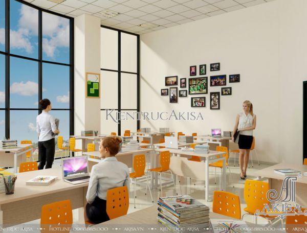 Thiết kế nội thất văn phòng phong cách hiện đại NT31044