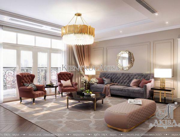 Xu hướng thiết kế nội thất biệt thự hiện đại năm 2020 (CĐT: cô Toàn - Hải Dương) NT11020