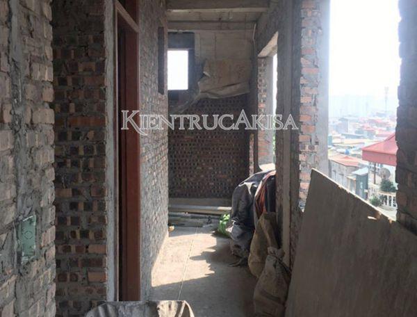 Giám sát thi công nhà phố tân cổ điển tại Hà Nội TC82268